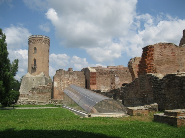 Cetatea de scaun Targoviste